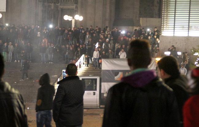 Agressions sexuelles à Cologne: Des policiers allemands mettent en cause des réfugiés syriens