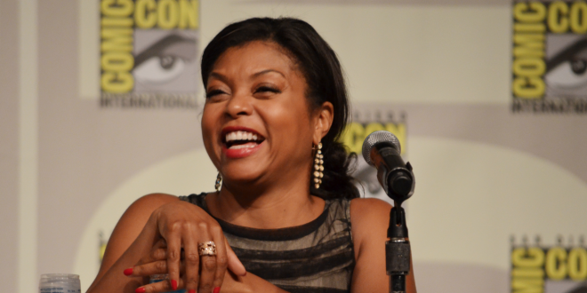 La star de la série « Empire » et « Person of Interest » Taraji P.Henson a déclaré « Sans Dieu, je ne suis rien »