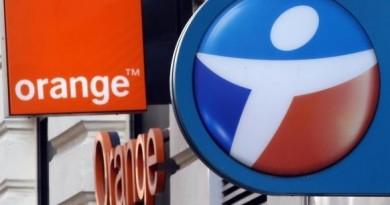L'opération devra obtenir le feu vert des autorités de la concurrence à Bruxelles. Orange envisagerait d'effectuer des cessions pour un montant de 5 milliards d'euros pour faire aboutir un tel mariage. (Crédits : © Jean-Paul Pelissier / Reuters)