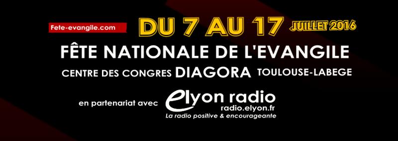 Radio Elyon partenaire de la fête nationale de l'Evangile