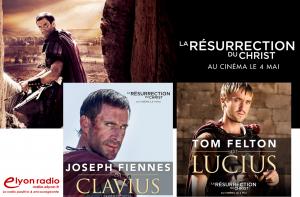 """Découvrez """"LA RESURRECTION DU CHRIST, """"Risen"""" en anglais, le nouveau film qui sera à l'affiche dès le 4 mai dans une centaine de salles en France."""